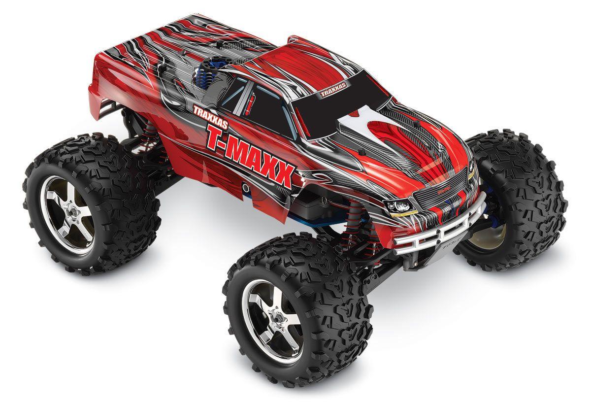 TMaxx 3.3 1/10 Scale NitroPowered 4WD Maxx Monster