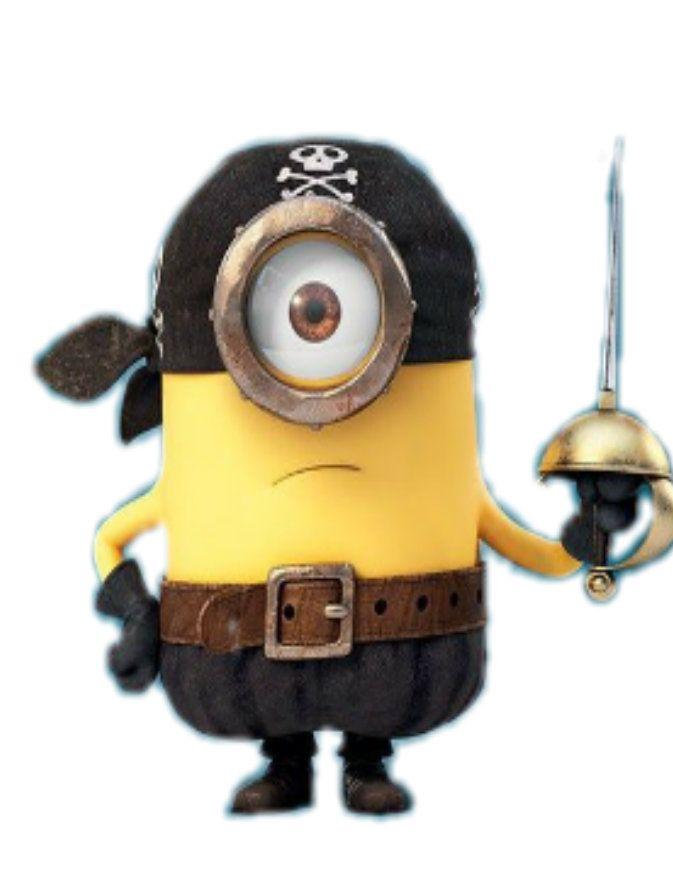 данной миньон пират картинка женой