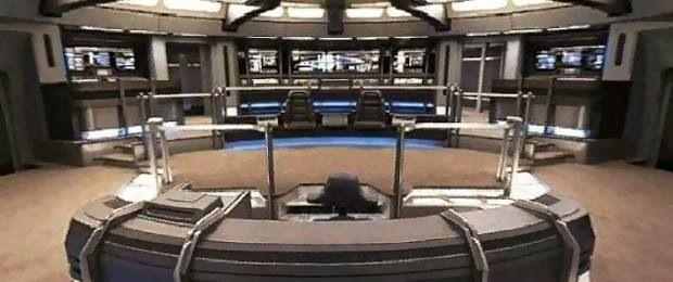 Voyager Bridge Star Trek Ships Star Trek Voyager Star Trek
