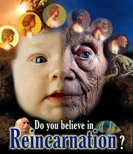 What religion believes in reincarnation