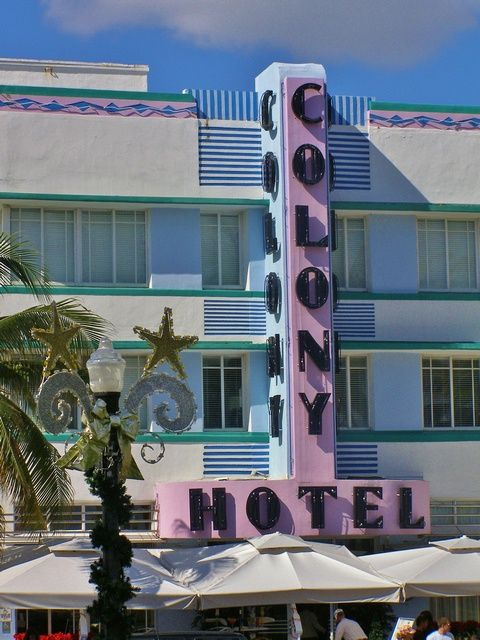 Miami South Beach Colony Hotel Florida Explores Our Deals