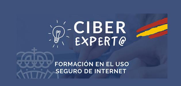 """Ciberexpert@ """"Formación en el uso seguro de internet"""