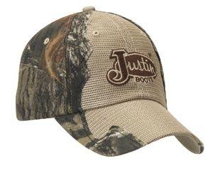 Camo Justin Hat