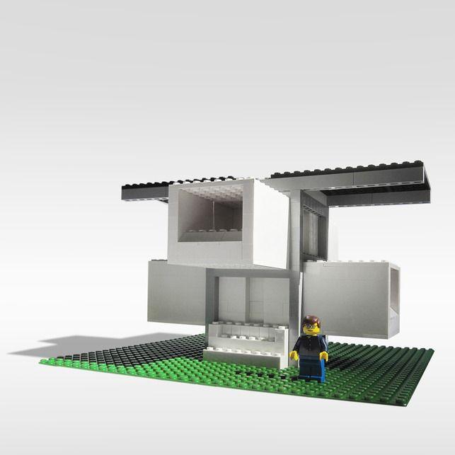 Modern Architecture Lego lego modern home design - home modern