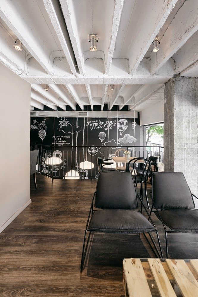 Stock Coffee House In Serbia, By Arhitektura Budjevac (Via Nest Of