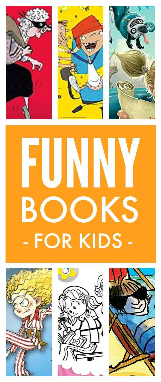 Funny Books For Kids Parenting Tips Pinterest