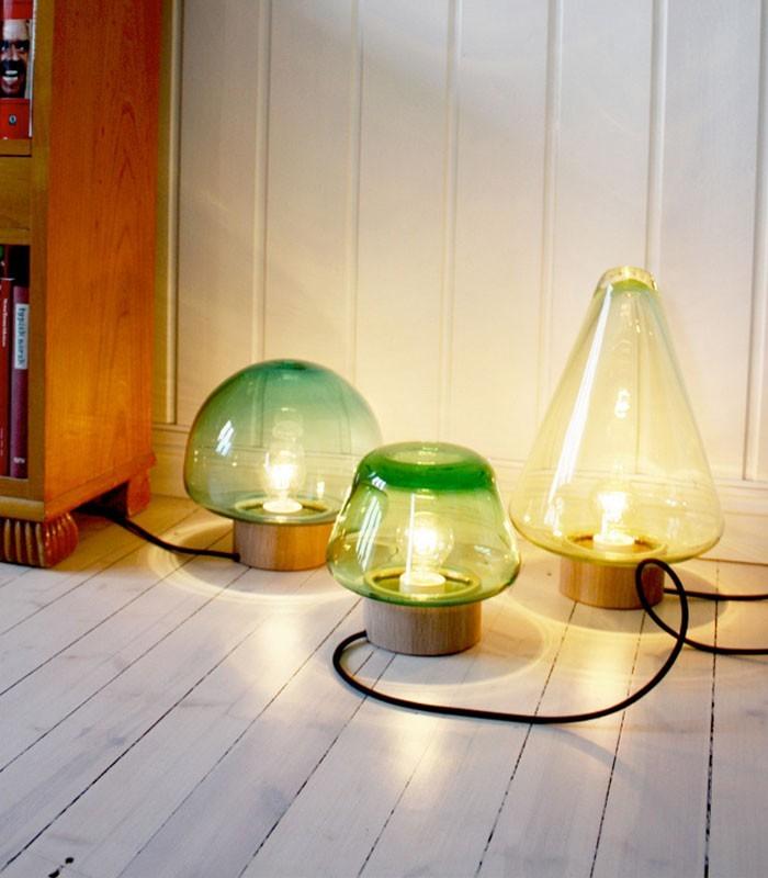 Furu+Lampe,+Magnor | Interiør, Lamper, Glass