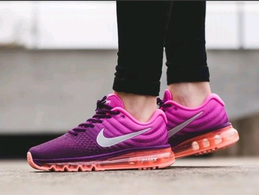Nike Women's Air Max 2017 Athletic Snickers Running Training