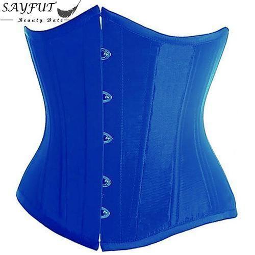 8ec4a15bfd Plus Size 6Xl Body Shapewear Fashion Womens Stylish Gothic Clothing  Underbust Waist Trainer Lace Up