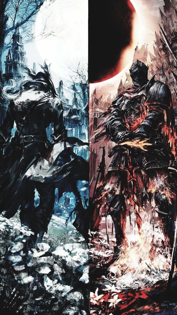 Lets share high quality soulsborne wallpapers in the ...