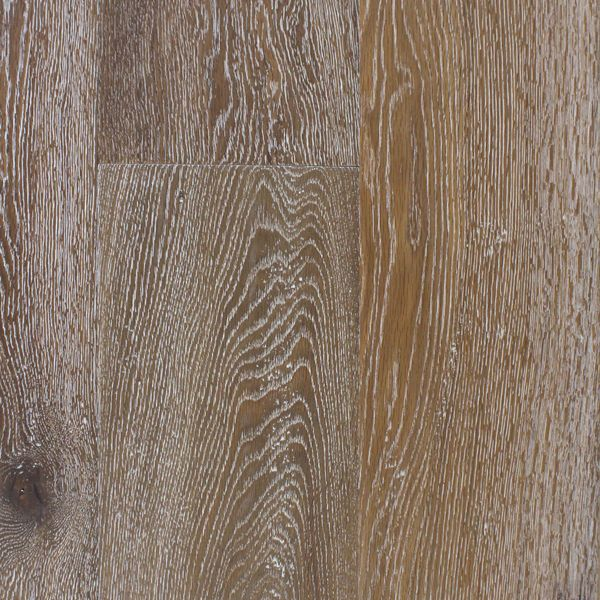 Alluvial by Eden Clay Brushed Antiqued Limed Oak