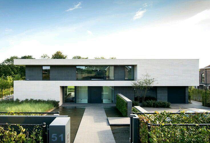 Pin von Bianca Trip auf gebouw | Architektur haus design ...