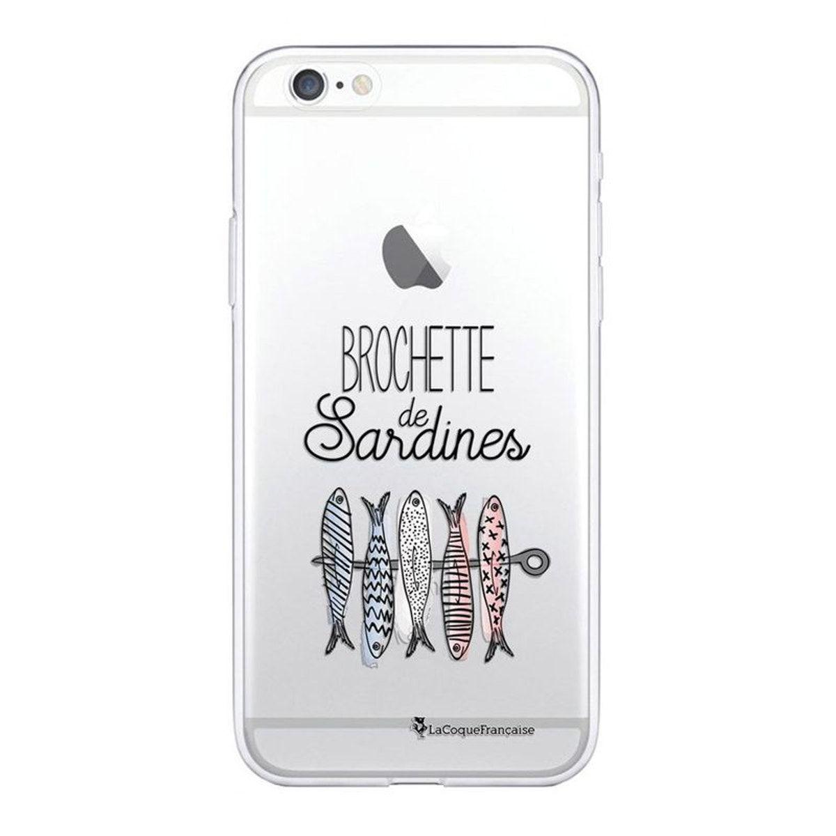 coque iphone 6 silicone ecriture