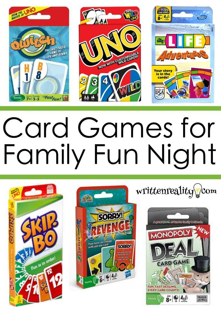 7 Best Card Games Kids Love To Play For Family Fun Night Fun