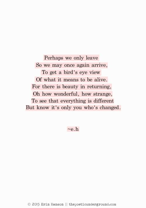 returning thepoeticunderground com poem poetry words quotes