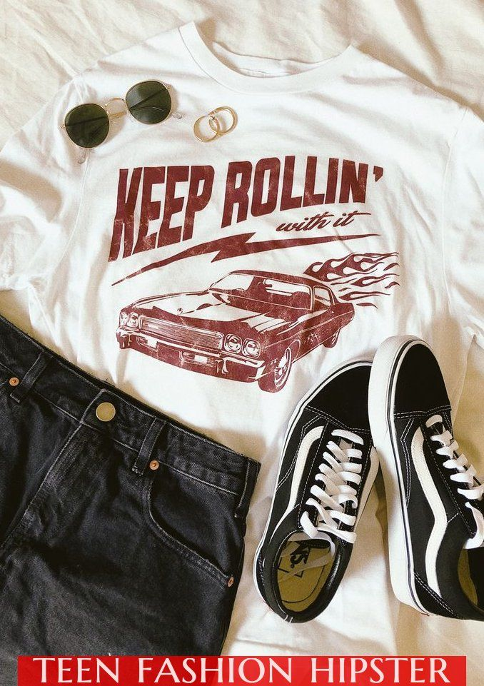 Our Newest Collection Of Graphic Tees With Distressed Vintage Style