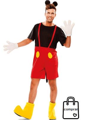 DISFRACES DE DISNEY #disfraces #carnaval #party #hombres # ...