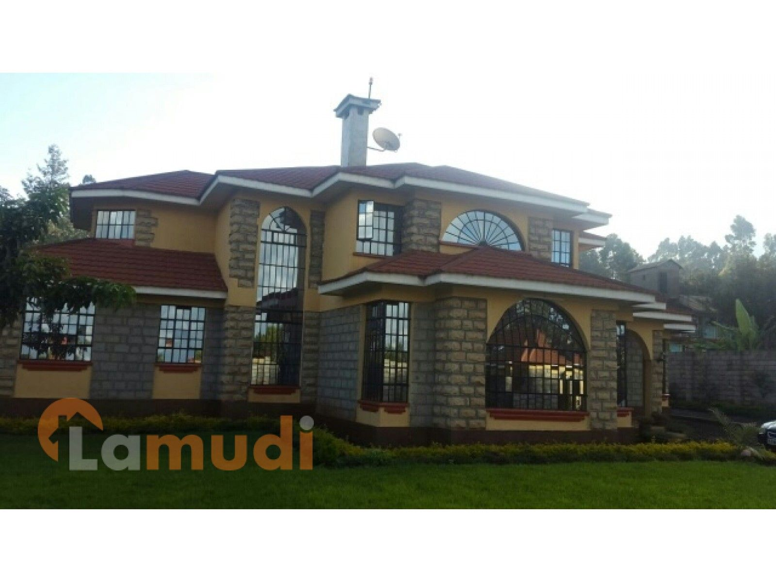 Amazing 5 bedroom house for sale in runda nairobi