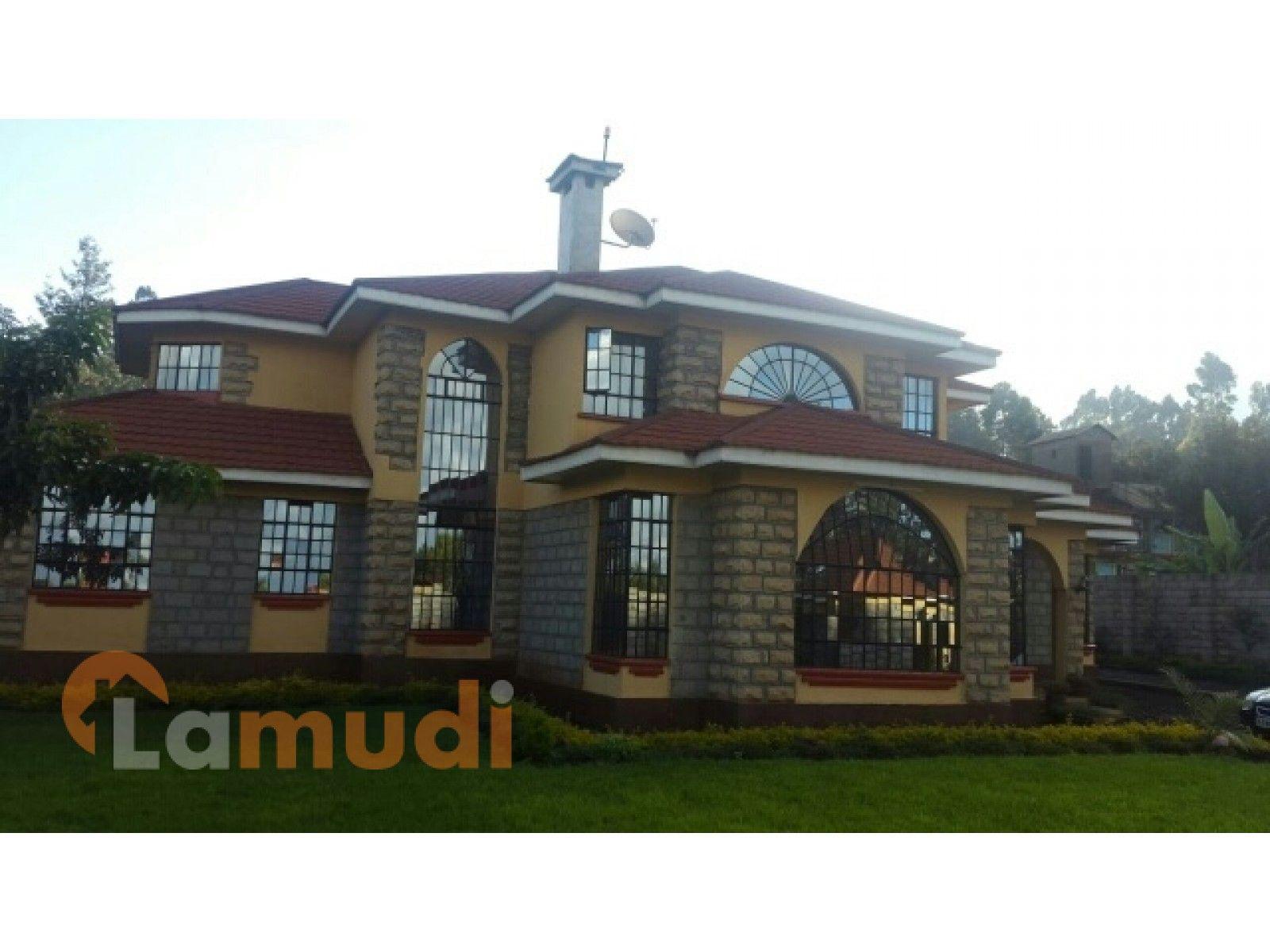 Amazing 5 Bedroom House For Sale In Runda Renting A House 5 Bedroom House Affordable House Design