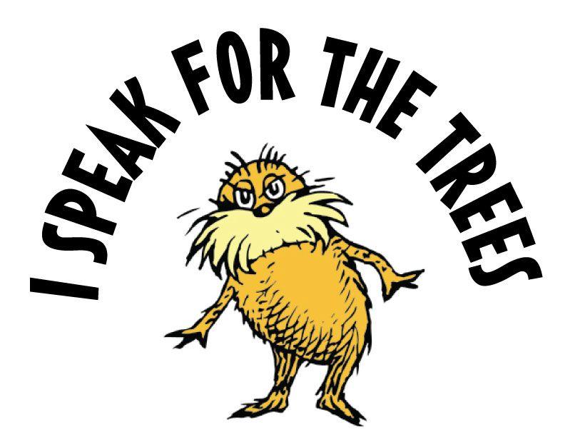 Www Fathomstudio Com Lorax Quotes The Lorax Lorax Trees