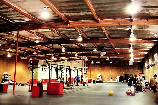 The 28 Most Innovative Gyms In America Crossfit Gym Mma Gym Gym Design