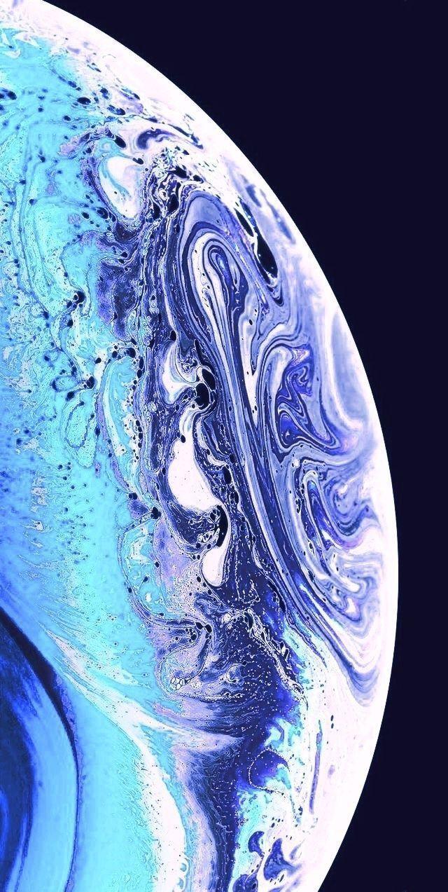 Wallpaper iPhone X Galaxy wallpaper, Iphone