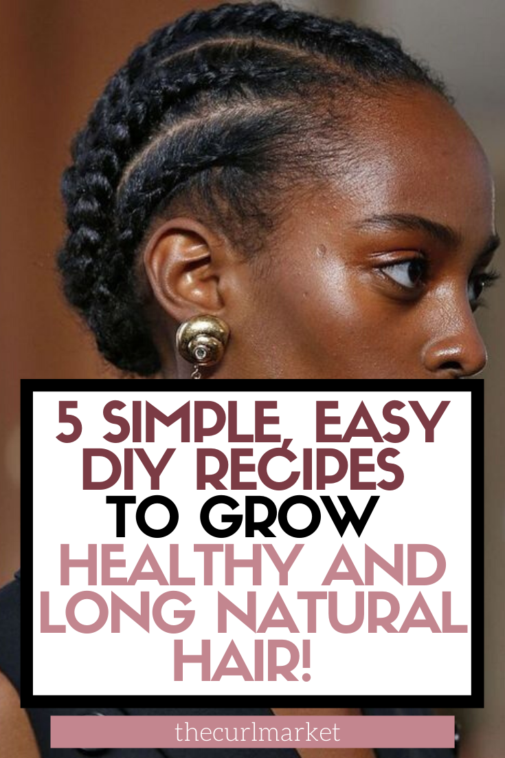 The Best DIY Natural Hair Masks
