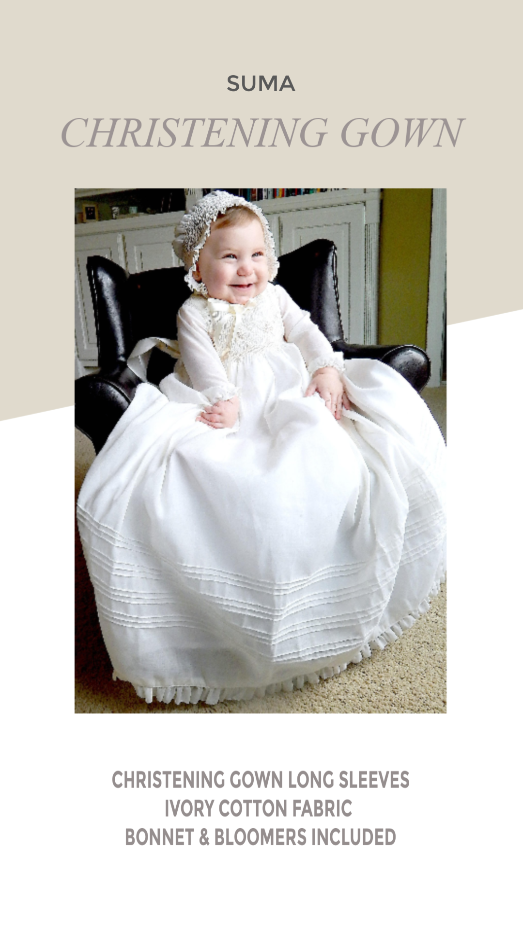 f027c4dd3 Christening gown girls Christening gown etsy Christening gown catholic  Christening gown baby Christening gown heirloom Christening gown baptism  Christening ...