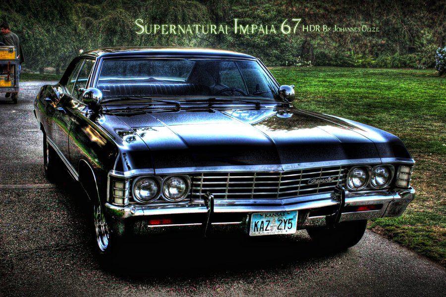 Supernatural Impala Wallpaper Supernatural Impala 67 By