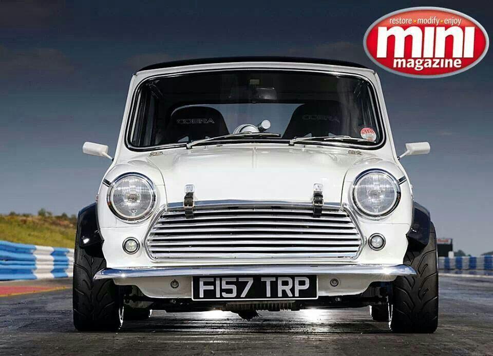 Billet | Mini classic | Pinterest | Minis, Classic mini and Cars