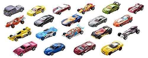 Styles May Vary Hot Wheels 20 Car Gift Pack