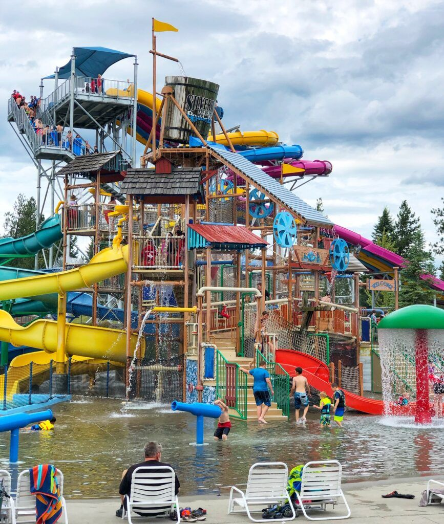 Silverwood Theme Park Water Park Northwest Amusement Park Water Park Dream Vacations Asia Travel