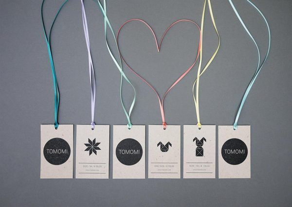 designer hang tag hangtag pinterest design tags and hang tags