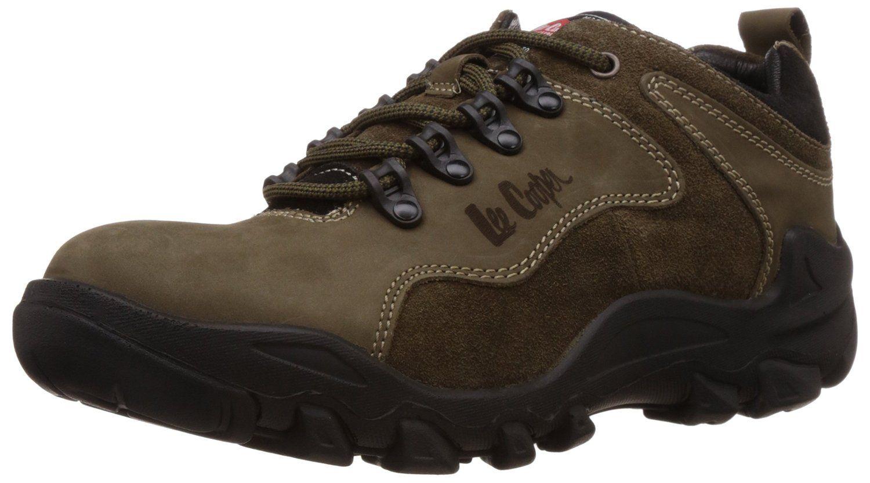 Lee Cooper Men\u0026#39;s Leather Sneakers