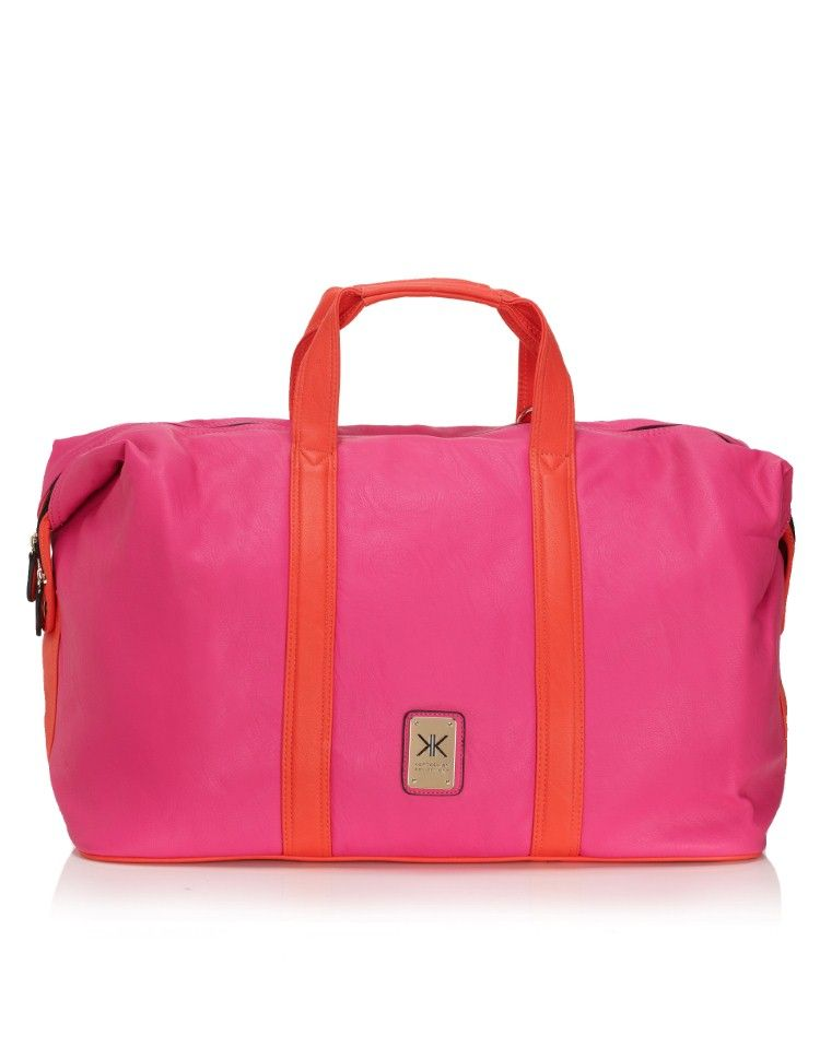 The New And Colorful Kardashian Large Holdall Bag In Pink Is Coming To Lipsy London Two Weeks Available For Pre Order Now