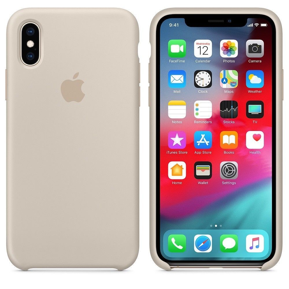 Original Apple Iphone Xs Iphone X Silikon Case Stein Mrwd2zm A Capas De Celular Rosa Capas Para Iphone 6s Capas De Silicone Para Iphone
