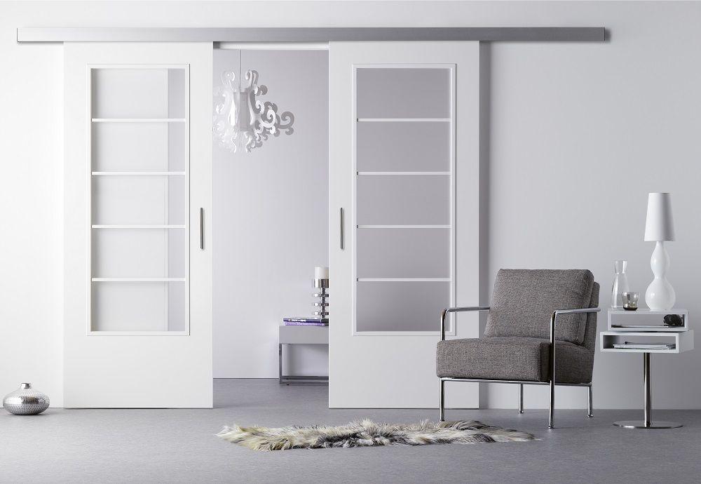Svedex Schuifdeur In De Wand.Svedex Move Schuifdeur Systeem Voor De Wand Binnendeur