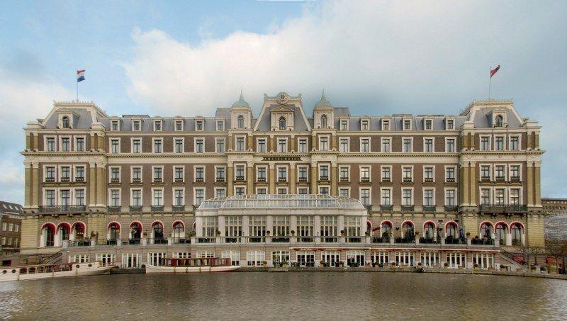 La Rive (Amstel Hotel) in Amsterdam - Restaurant Reviews, Menu and ...