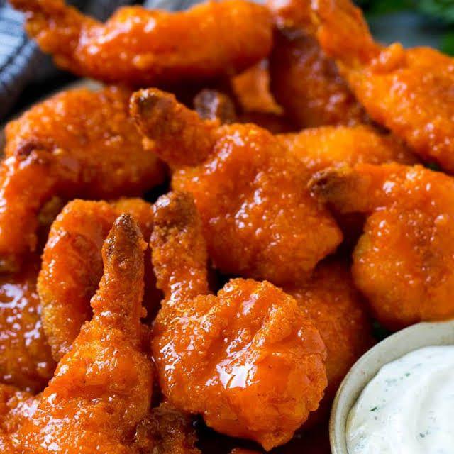 Buffalo Shrimp Recipe | Yummly