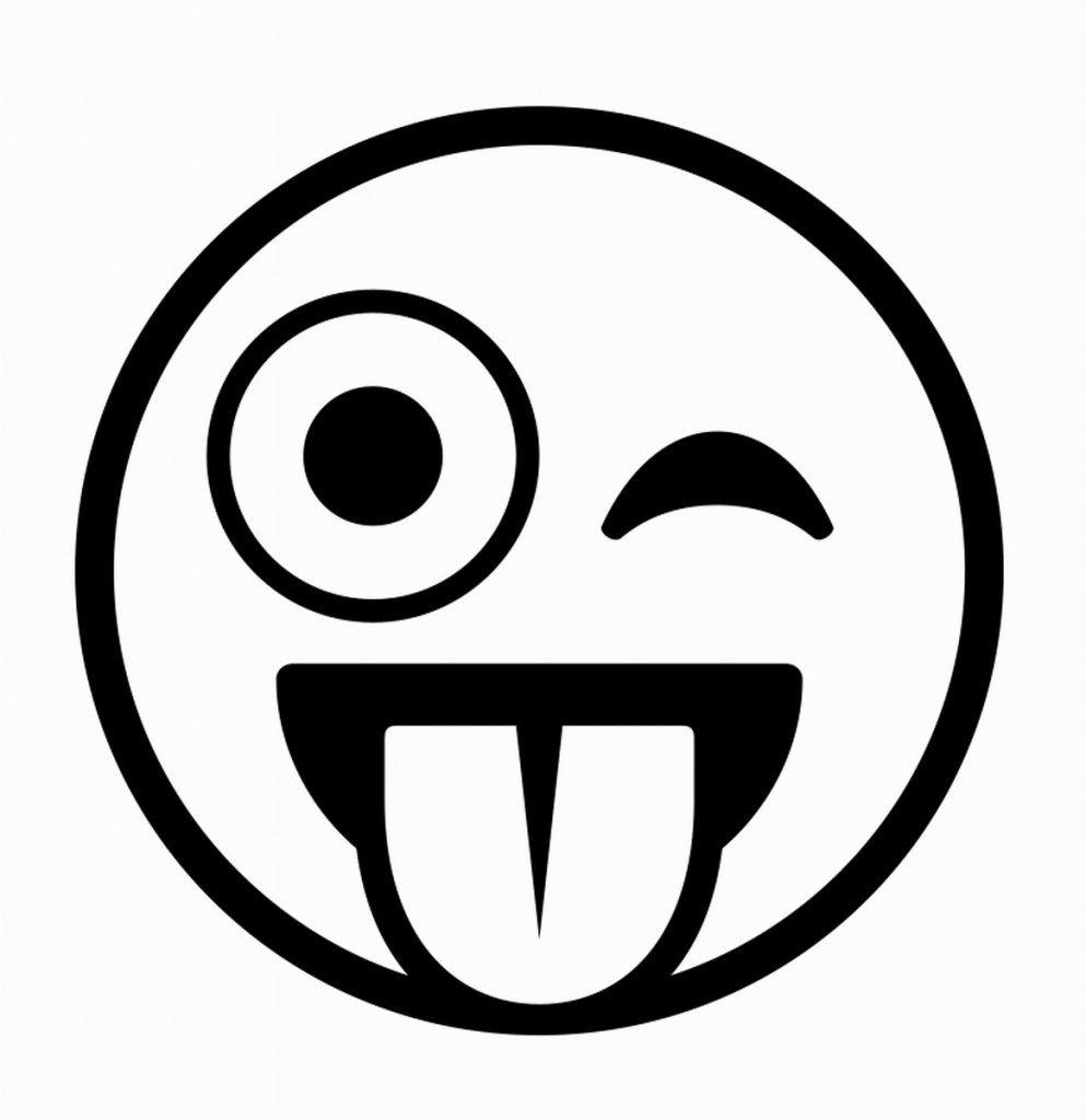 Malvorlagen Emoji Zum Ausdrucken in 2020 Kostenlose