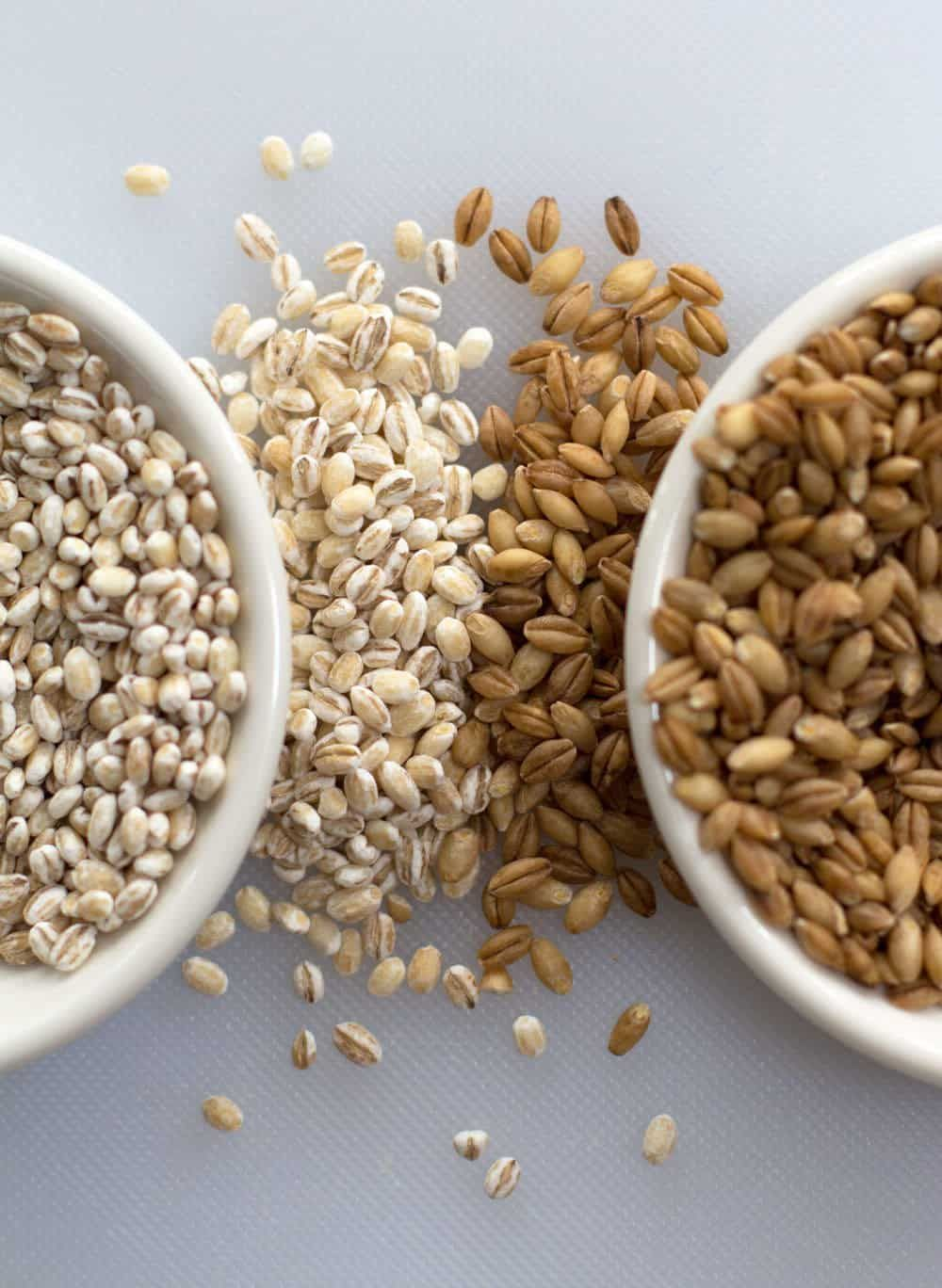 What is the Difference Between Pearl and Hulled Barley
