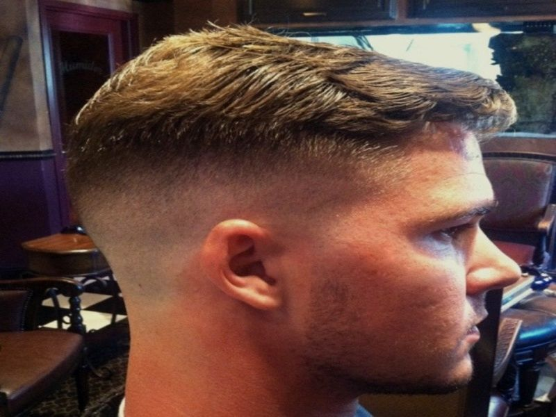 16++ Low mid fade haircut trends