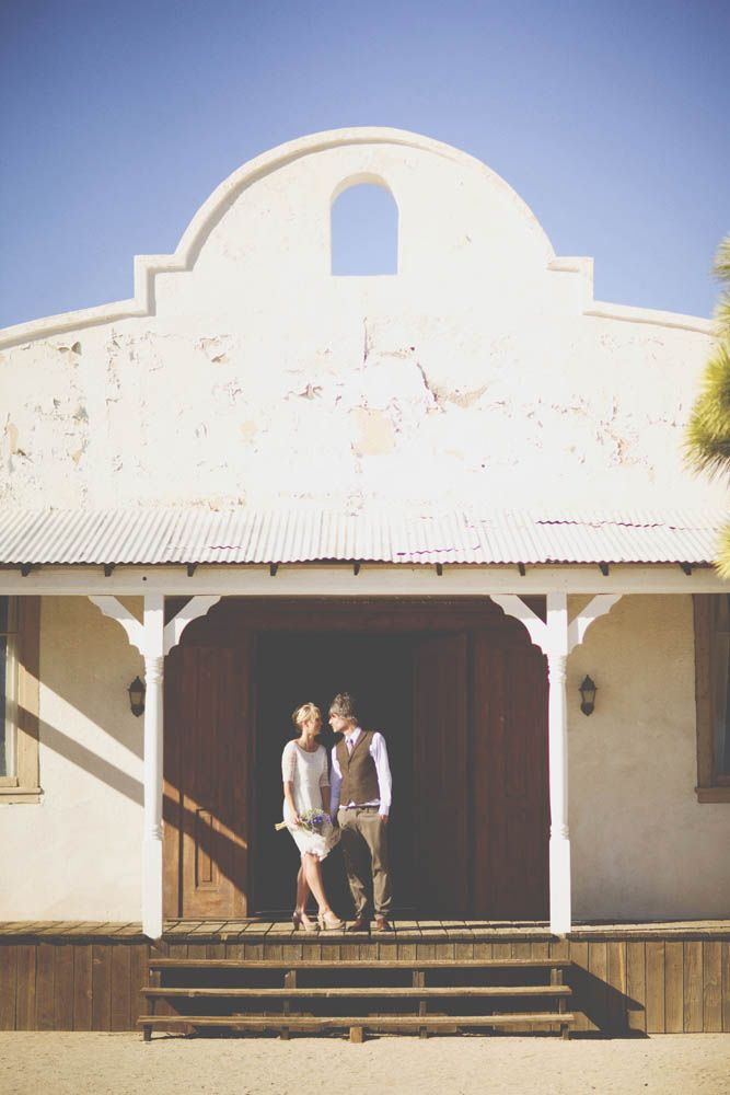 "Intimate Elopement at The ""Kill Bill"" Church: Vicki & Lee"