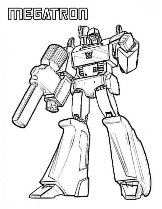 Free Transformers Coloring Pages Picture 2 550x711 picture | optimus ...