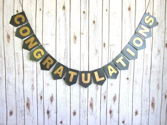 gold congratulations sign banner congrats tamer s