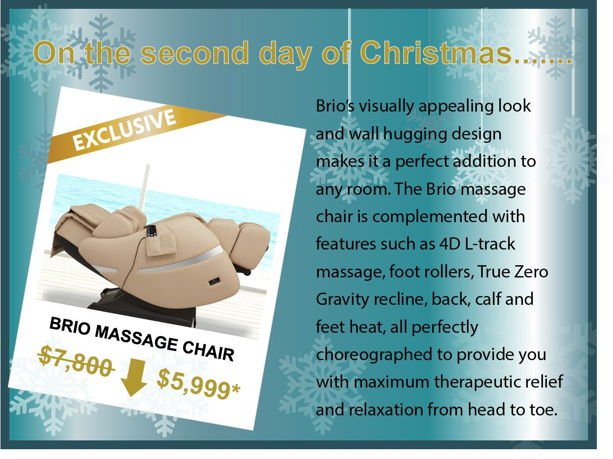 positive posture massage chair chrome and leather chairs with arms on the second day of christmas very relaxing
