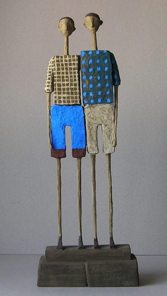 Jesús Martínez Flores. Esculturas (I)