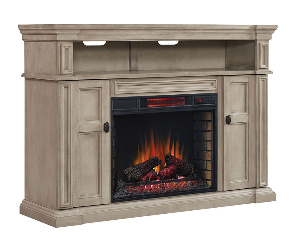 Electric Fireplace Media