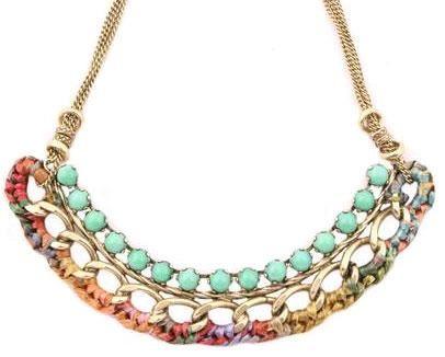 Gas Bijoux Neckless Want Jewelry Addict