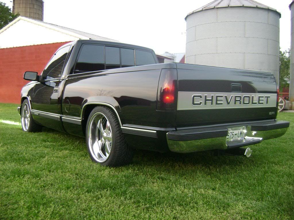 Truck 1998 custom chevy trucks : 14 best trucks images on Pinterest | Gmc pickup, Chevrolet and ...
